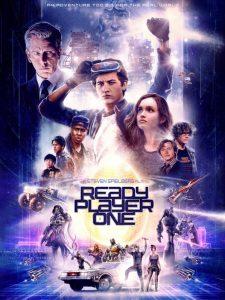 فلم الاكشن والمغامرة والخيال العلمي Ready Player One 2018 مترجم للعربية