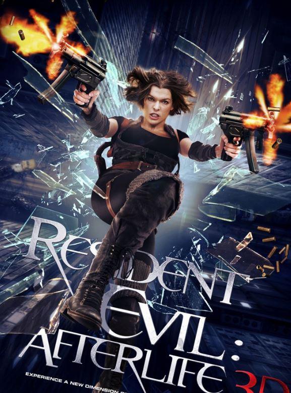 فيلم Resident Evil Afterlife 2010 ريزدنت إيفل الآخرة مترجم فيلم مباشر