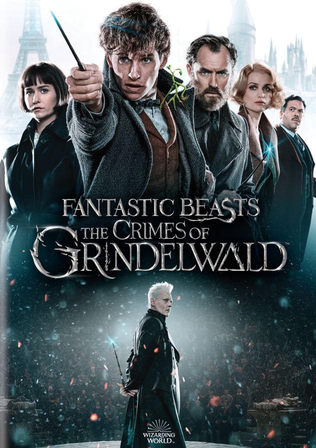 فلم وحوش مذهلة 2 جرائم جريندلوالد Fantastic Beasts The Crimes Of Grindelwald 2018 فيلم مباشر