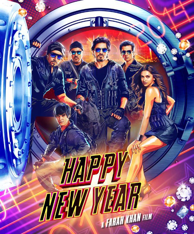 فيلم happy new year مترجم