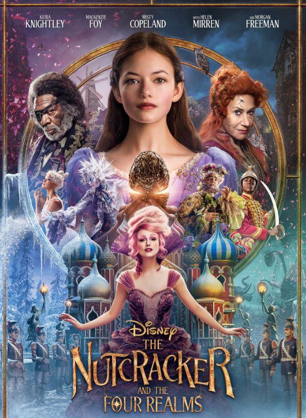 فيلم the nutcracker and the four realms 2018 مترجم