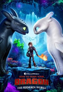 فيلم الكرتون كيف تروض تنينك: العالم الخفي How to Train Your Dragon: The Hidden World مدبلج للعربية