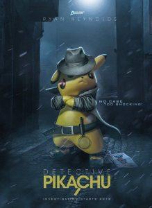 الفيلم العائلي بوكيمون: المحقق بيكاتشو Pokémon Detective Pikachu 2019 مترجم