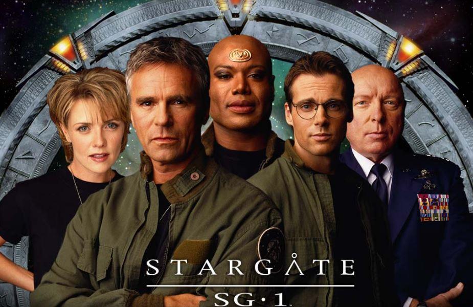 Stargate SG-1 ستارجيت