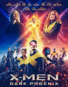 فيلم الرجال اكس عنقاء الظلام X-Men: Dark Phoenix 2019 مترجم