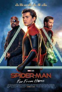 فيلم سبايدرمان بعيدا عن الوطن Spider-Man: Far From Home 2019