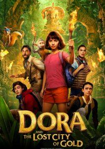 فيلم دورا و مدينة الذهب المفقودة Dora and the Lost City of Gold 2019 مترجم