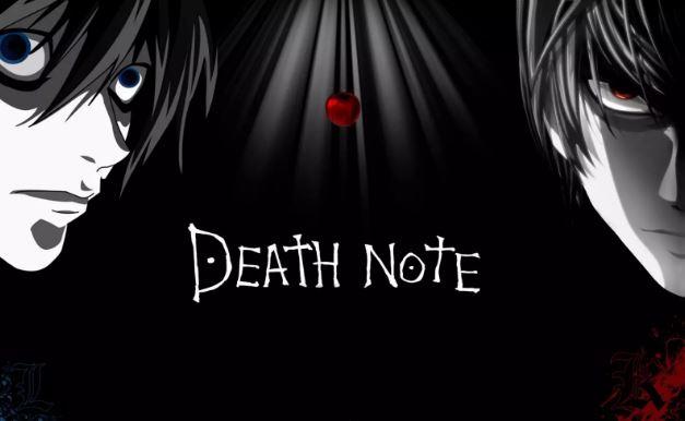 مذكرة الموت Death Note