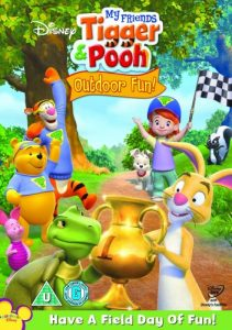 فيلم كرتون ويني الدبدوب ونمور: المرح في الهواء الطلق My Friends Tigger & Pooh- Outdoor Fun 2007 مدبلج للعربية