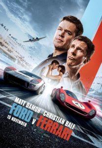 فيلم Ford v Ferrari 2019 فورد ضد فيراري