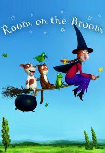 فيلم كرتون Room on the Broom 2012 غرفة على المكنسة مدبلج للعربية