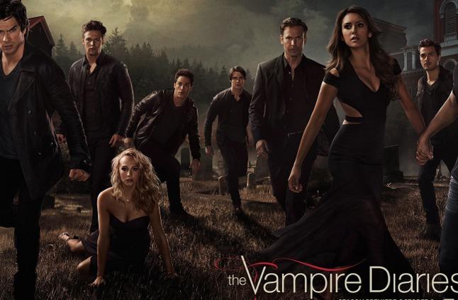 يوميات مصاص دماء Vampire Diaries