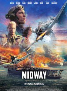 فيلم ميدواي midway 2019