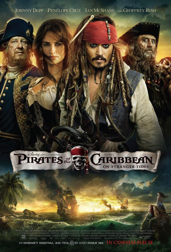 فيلم pirates of the caribbean on stranger tides مترجم