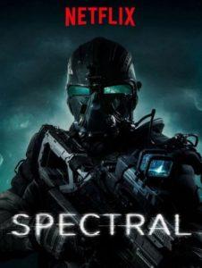 فيلم سبيكترال الطيف Spectral 2016 مترجم