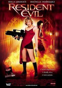 فيلم ريزدنت إيفل Resident Evil 2002 الشر المقيم مترجم