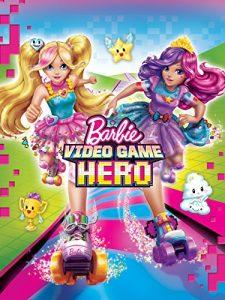 فيلم كرتون باربي بطلة العاب الفيديو Barbie Video Game Hero 2017 مترجم