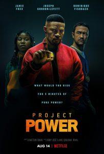 فيلم Project Power 2020 مشروع القوة