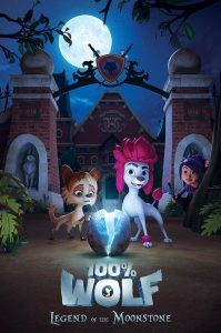 فيلم كرتون 100٪ وولف Wolf 2020 مئة بالمئة ذئب مترجم